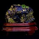 Azurit-Mineralienstufe